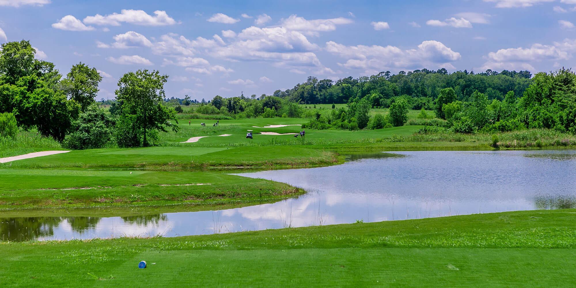 Raven Nest Golf Club - Sam Houston State University